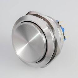 Stainless steel push buttons Ø1.57 inch elevated surface